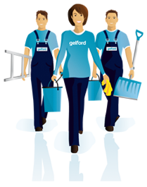 Gebäudereinigung & Dienstleistungen Gelford GmbH